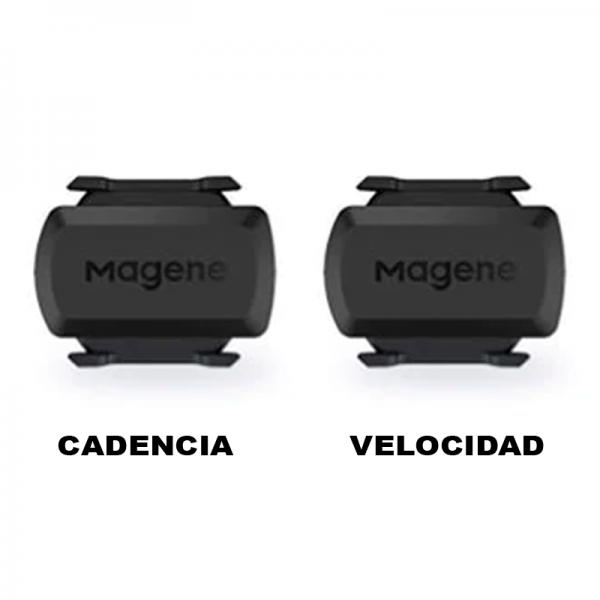 Pack Sensores Velocidad + Cadencia